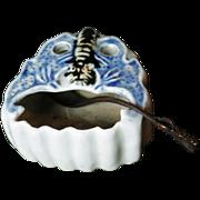 Antique Chinese Brush Washer Porcelain.