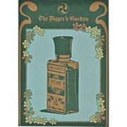 Lithographed Advertising for Blossom Oil