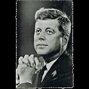 President John F. Kennedy. Early Photo