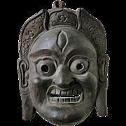 Antique Indian Mask