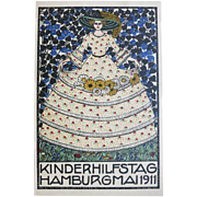 SOLD Very Decorative Postcard from 1911