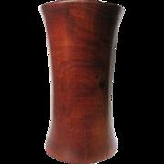 Old Chinese Brush Pot Huang Hua Li 黄花梨