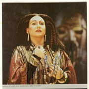 Cheryl Studer: Autograph from 1988