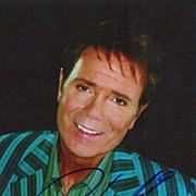 Cliff Richard Autograph: Signed Photo. CoA