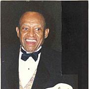 Lionel Hampton Autograph, 8 x 10, CoA