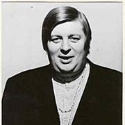 Fatty George Autograph: Jazz Legend. CoA. Scarce.