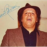 Gianni Raimondi Autograph on Photo. CoA