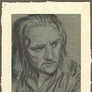 Max Lorenz Autograph and Photos. Nice Lot, 1940-50s