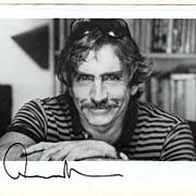 Edward Albee Autograph. Pulitzer Price winner, 1987