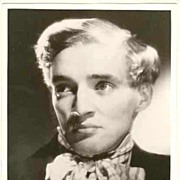 Oskar Werner: Early Photograph, 7 x 9.5
