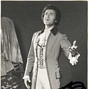 Franco Bonisolli Autograph. COA included.