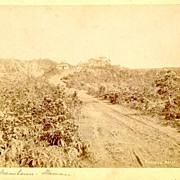 19th Century: Hawaii, Volcano House. Larger Photo