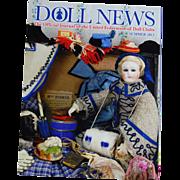 Doll News Summer 2013 articles on Twinky Dolls Rohmer Nada Christensen R. John Wright