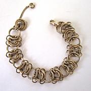 SALE Gold-Filled Multi-Link Bracelet