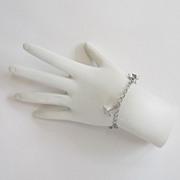 SALE Sterling Silver Garden Tool Bracelet