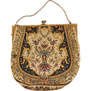 SALE Tapestry Handbag
