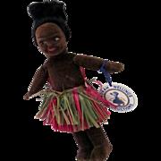 Norah Wellings Island Girl Doll