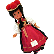 REDUCED Black Forest Wine Festival Doll No. 58