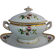 French 1865 Haviland and Co. Sauce Tureen