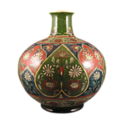 "SALE Royal Bonn Germany Art Nouveau ""Old Dutch"" Vase (c.1890-1923)"