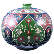 "SALE Royal Bonn ""Old Dutch"" Art Nouveau Vase (c.1890-1923)"