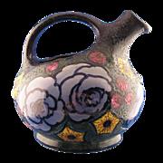 SALE Amphora Arts & Crafts Floral Pitcher (c.1905-1910)