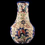 "SALE Austrian Amphora Arts & Crafts ""Paisley"" Motif Vase (c.1900-1905)"
