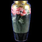 SALE Rosenthal Bavaria Arts & Crafts Poppy Motif Vase (c.1901-1940)