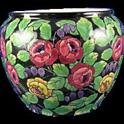 SALE Ernst Wahliss Amphora Austria Floral Motif Vase/Jardinière (c.1899-1918)