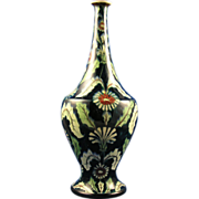 "SALE Royal Bonn Art Nouveau ""Old Dutch"" Thistle/Floral Vase (c.1890-1920)"