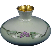 SALE PH Leonard Austria Arts & Crafts Floral Motif Vase (c.1890-1908)