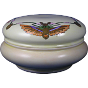 SALE William Guerin & Co. (WG&Co.) Limoges Egyptian Revival Winged Scarab/Beetle Design Covere