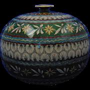 Royal Bonn Germany Old Dutch Design Vase (c.1890-1923)