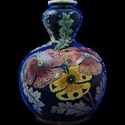 Royal Bonn Old Dutch Pansy Design Vase (c.1890-1923)