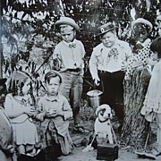 1920's Our Gang Little Rascals Vintage Photo