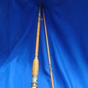 Fishing Rod that belonged to General Mark Clark Lake Michigan