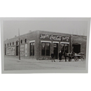 Joplin,Missouri Coke-Cola Bottling Company RPPC