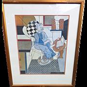 Cubist Art Treasures Found in Trash