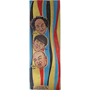 SOLD RARE c.1960's  Three Stooges Super Snooper