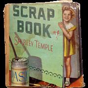 Shirley Temple Scrapbook Halloween Insertions Margaret Grimes Dundas,Minnesota