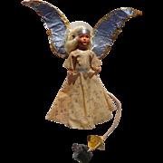 SOLD Angel Doll Night Light c.1930's