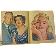 Marilyn Monroe and the Stars  The Ultimate c.1940's Hollywood Scrapbook