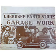 Cherokee Parts Store Atlanta,Georgia 1936 Photograph