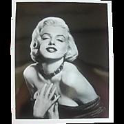 Stunning original period Studio Photo of Marilyn Monroe