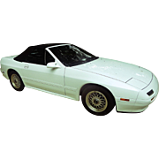 1991 Mazda RX-7 Convertible w/Books& Records 89,257 miles Rust Free Florida Car