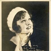 Doris Dawson American Silver Screen Actress