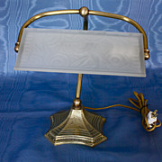 Sarsaparilla Deco Designs Desk Lamp