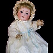"Beautiful 16"" Heubach Character Baby - Mold #320"
