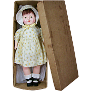 """17"""" Early Ideal Composition Doll"""