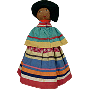 "10"" Vintage Seminole Doll from Florida"